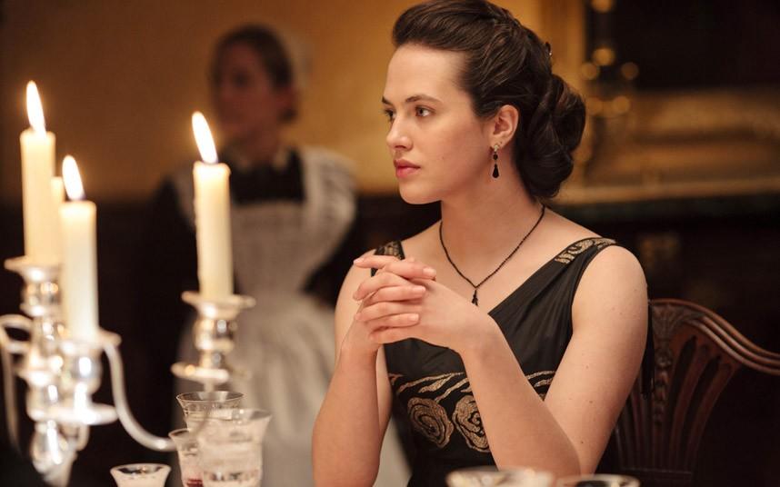 Downton Abbey, stasera la terza puntata su Rete 4: le dichiarazioni di Jessica Brown Findlay