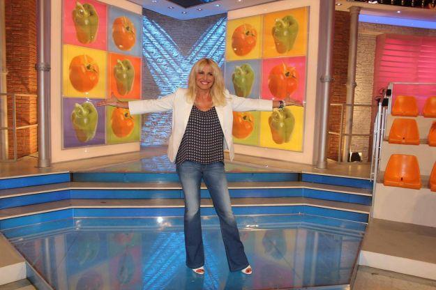 """Antonella Clerici e Sanremo: """"Potrei rifarlo in coppia con un'altra donna, per esempio Laura Pausini"""""""