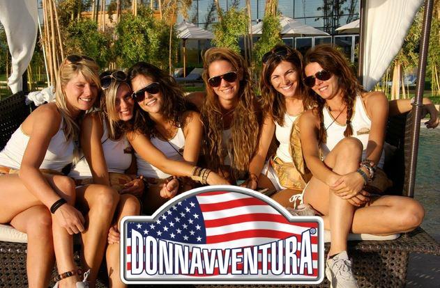 Donnavventura, riparte su Rete 4 la 25esima edizione con il Grand Raid americano da New York alle Hawaii