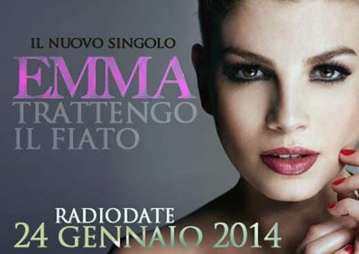 Emma Marrone, dopo l'ufficialità dell'Eurovision esce oggi il nuovo singolo: Trattengo il fiato – VIDEO