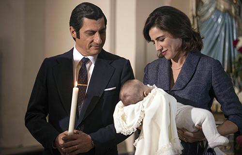 Gli anni spezzati, stasera la prima parte de Il Commissario con Emilio Solfrizzi nei panni di Luigi Calabresi