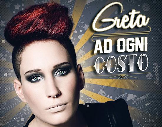 Greta Manuzi, il 28 gennaio 2014 il nuovo album: Ad ogni costo, info e tracklist
