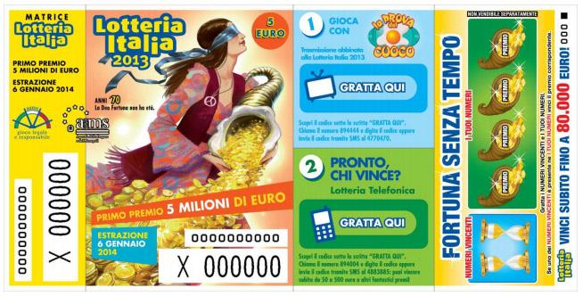 La prova del cuoco Speciale Lotteria Italia 2014: estrazione finale ed ospiti