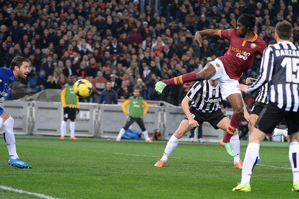 Ascolti Tv, 21 gennaio 2014: Roma-Juventus a 9,3 mln; Il Peccato e la Vergogna 2 a 4,3 mln; Ballarò a 3,4 mln