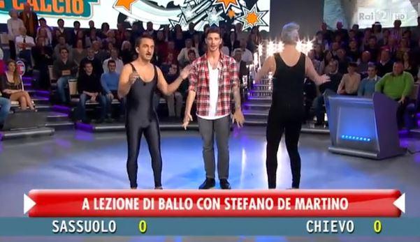 Quelli che il calcio, la nuova puntata: Stefano De Martino, Jane Alexander e Clementino ospiti