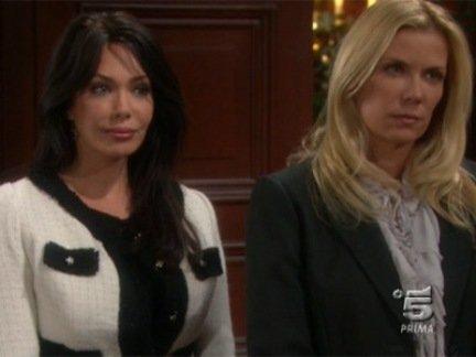 Beautiful anticipazioni, puntata 17 gennaio: nuovo scontro tra Taylor e Brooke per Bill