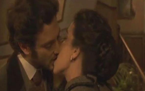Il Segreto anticipazioni, puntata 19 gennaio: Pepa assiste al bacio tra Tristan e Gregoria