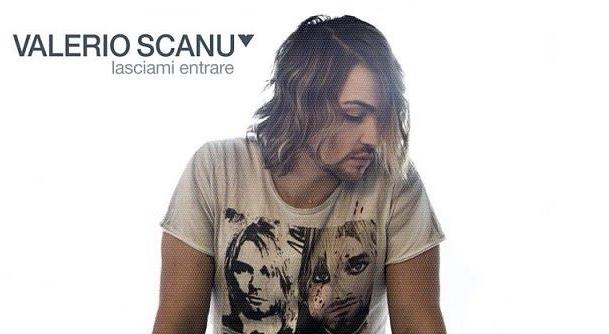 Valerio Scanu, Lasciami entrare: il nuovo CD in uscita il 28 gennaio 2014 – TRACKLIST e INSTORE
