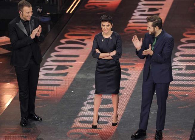 Sanremo 2014: classifica dei primi tre posti sul podio e percentuali di voto
