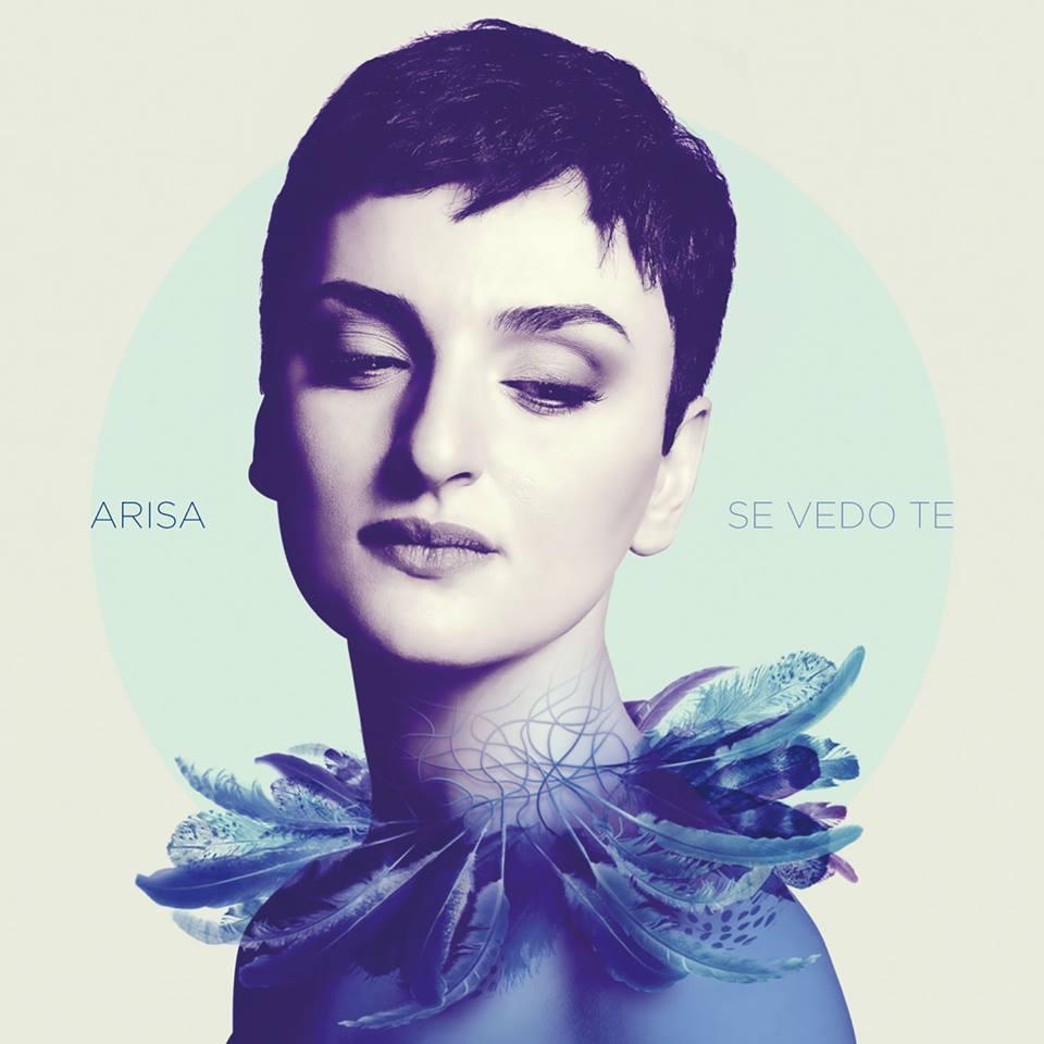 Arisa, aspettando Sanremo 2014 ecco la cover e la tracklist ufficiale di Se Vedo Te