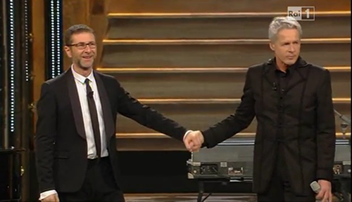 Festival di Sanremo 2014, seconda serata: gli ospiti, le 7 canzoni promosse dei Big, Filippo Graziani e Bianca eliminati