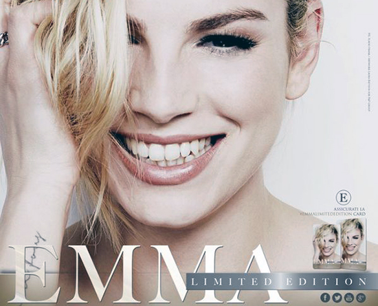 Emma Limited Edition, le date dei 6 concerti a luglio e la CARD per sconti e vantaggi: tutte le info