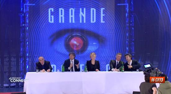 Grande Fratello 13, conferenza stampa: non si esclude l'incursione VIP, presentati concorrenti ed opinionisti