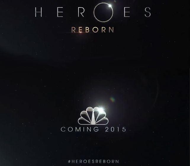 Heroes torna in tv: Reborn, una miniserie nel 2015