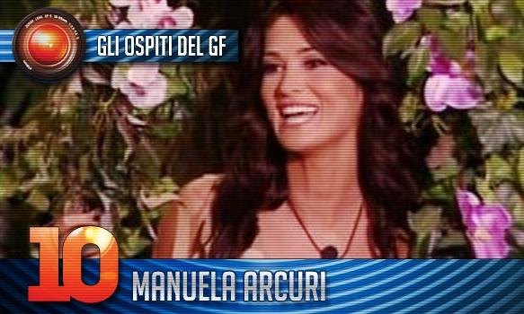 Grande Fratello 13, oggi la conferenza in streaming: Manuela Arcuri e Cesare Cunaccia opinionisti