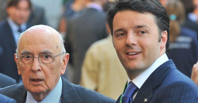 Matteo Renzi al Quirinale in diretta tv: Speciale Tg La7, Speciale Matrix e Virus in prima serata