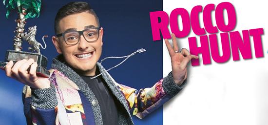 """Sanremo 2014, Rocco Hunt: """"Dedico la mia vittoria alla gente del Sud, tutti possono realizzare i propri sogni"""""""