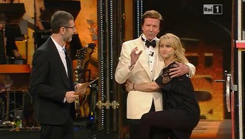Ascolti Tv, 21 febbraio 2014: Festival di Sanremo 2014 a 8,1 mln; Speciale Matrix sul Governo Renzi 4,20% di share