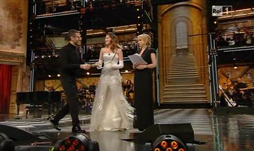 Ascolti Tv, 18 febbraio 2014: la prima puntata del Festival di Sanremo 2014 vista da 10,9 mln