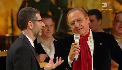 Ascolti Tv, 20 febbraio 2014: crolla il Festival di Sanremo 2014 con 7,6 mln; Swansea – Napoli a 3,4 mln