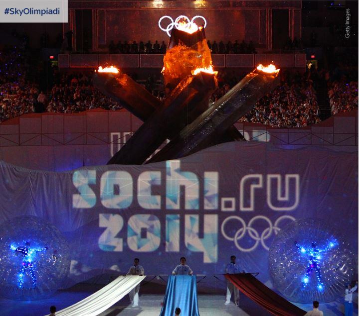 Olimpiadi Sochi 2014: ecco la squadra di commentatori Sky e Cielo