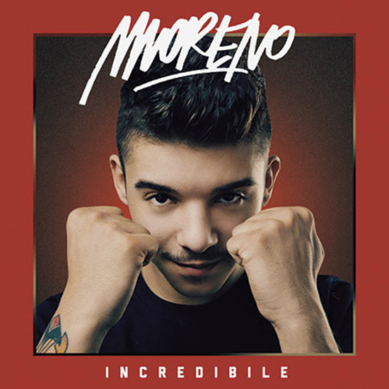 """Moreno Donadoni dall'1 aprile torna con """"Incredibile"""": duetti con Annalisa Scarrone, J-Ax e tanti altri"""