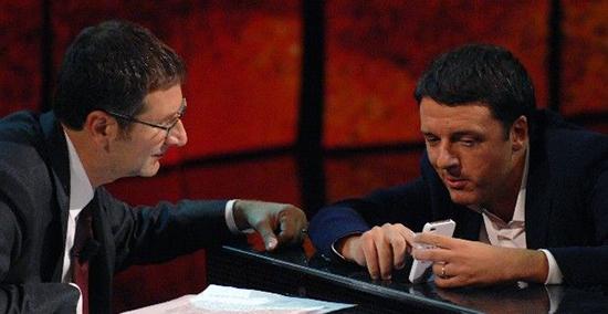 Che tempo che fa, domenica 9 marzo: Matteo Renzi e Paolo Sorrentino tra gli ospiti