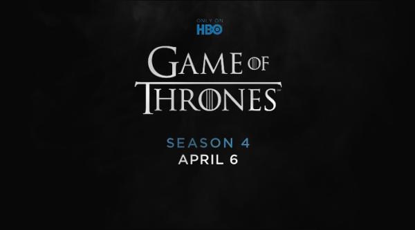 Game of Thrones 4: le anticipazioni dei primi episodi