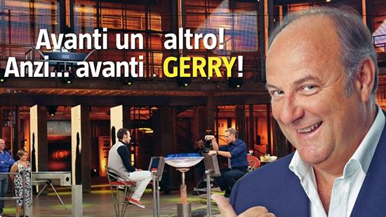 Avanti un altro: Gerry Scotti prende il posto di Paolo Bonolis dal 31 marzo