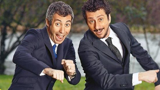 Giass: il nuovo programma di Antonio Ricci dal 16 marzo su Canale 5 con Luca e Paolo e Virginia Raffaele