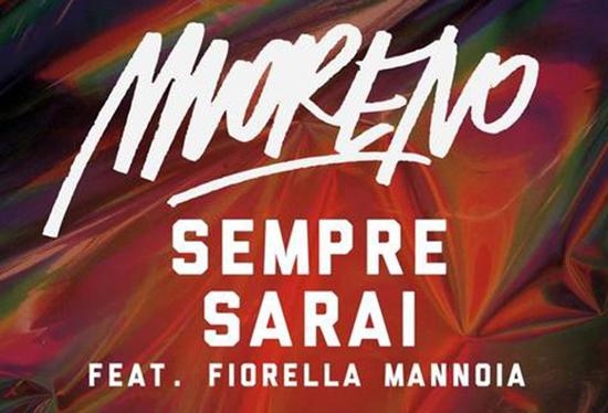 """Moreno Donadoni anticipa il nuovo CD con """"Sempre sarai"""", il singolo apripista con Fiorella Mannoia – TRACKLIST"""
