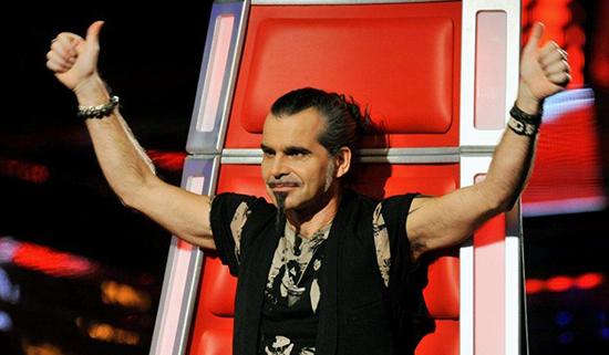 """The Voice of Italy 2, Piero Pelù: """"La discografia si attacca a qualsiasi cosa, perché è in una crisi allucinante"""""""