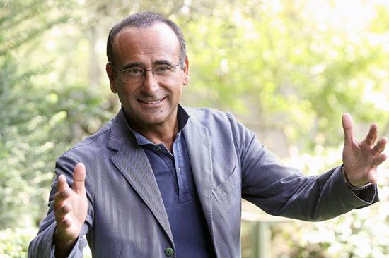 """Sanremo 2015: Carlo Conti conduttore? """"Non ho ancora deciso nulla ma si può fare!"""""""