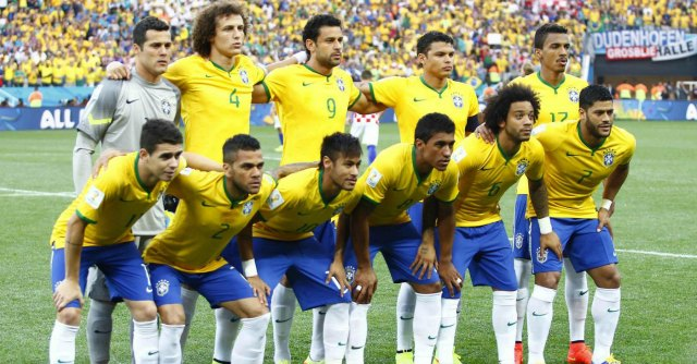 Mondiali 2014 in Tv: programmazione Rai del 17 giugno e diretta tv di Brasile-Messico in prima serata