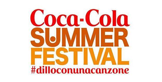 Coca Cola Summer Festival 2014: ecco la lista dei cantanti ufficiali, tanti da Amici di Maria De Filippi