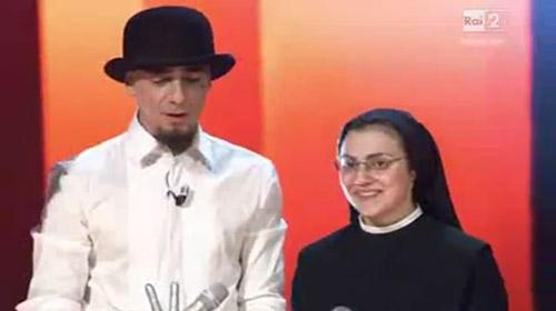 Ascolti Tv, 5 giugno 2014: Furore a 4,8 mln; The Voice 2 con Suor Cristina chiude a 4,1 mln