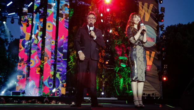 MTV Awards 2014, i premiati: Marco Mengoni e i suoi fan, Alessandra Amoroso, One Direction