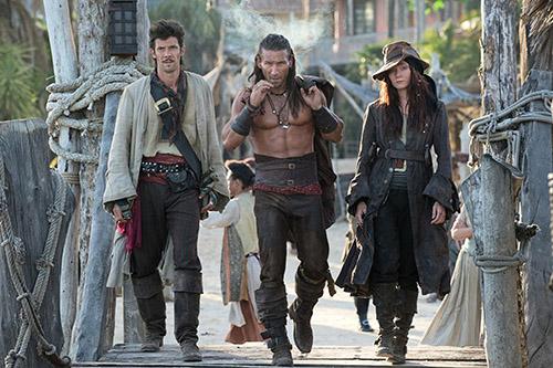 Serie Tv, novità 2014-2015: Black Sails ed il mondo dei pirati da settembre su AXN