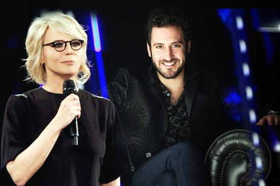 C'è posta per te, gennaio 2015: Maria De Filippi registra la puntata con ospite Alex Gadea de Il Segreto