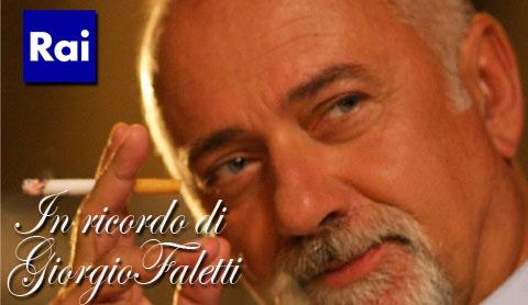 Variazioni Tv: il ricordo di Giorgio Faletti, la programmazione Rai dal 4 al 6 luglio 2014