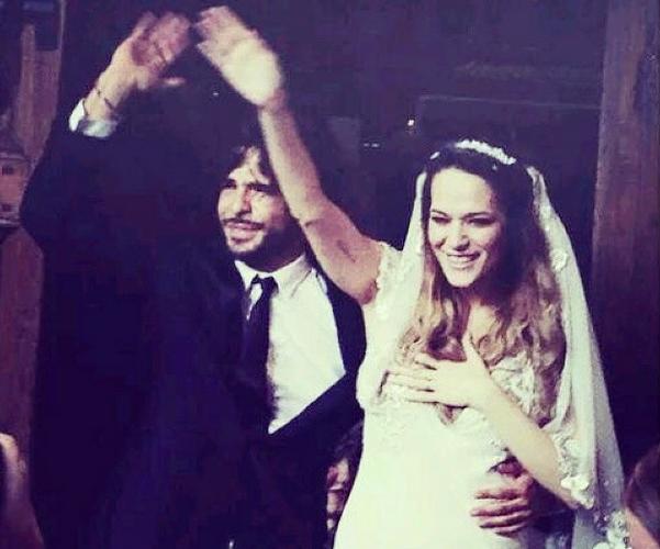 Marco Bocci e Laura Chiatti sposi: gli ospiti, le foto, i retroscena ed un dolce segreto