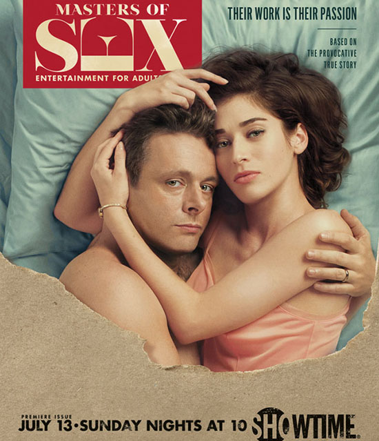 Masters of Sex: si riparte con la seconda stagione