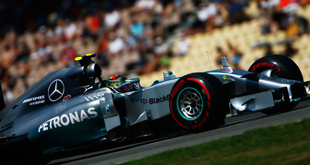 Formula 1, GP Germania 2014: orari gara in diretta tv Sky, streaming e differita Rai