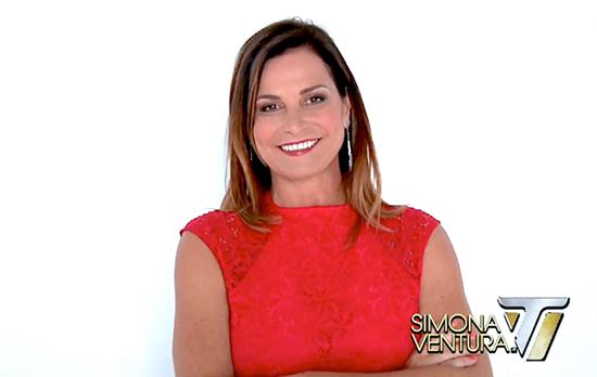 """Simona Ventura condurrà Miss Italia su La7: """"Torno alla generalista, per me è un onore"""""""