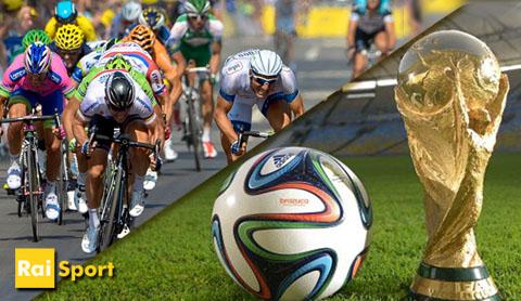 Mondiali e Tour de France 2014 in Tv: la programmazione Rai del 10 luglio, diretta tv e streaming