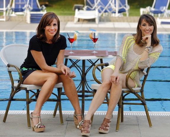 Cristina e Benedetta Parodi, sorelle in carriera: da settembre con La vita in diretta e Bake Off Italia