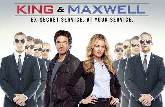 Serie Tv, King & Maxwell da stasera su RaiDue in prima visione: anticipazioni 7 agosto