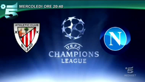 Playoff Champions League oggi 27 agosto: Athletic Bilbao-Napoli e tutte le partite in diretta tv e streaming