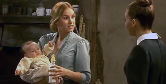 Il Segreto: ecco le anticipazioni delle puntate dal 25 al 29 agosto 2014, Adolfina ha rapito Maria