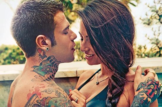 Fedez presenta Giulia: 'Facciamo l'amore tutto il giorno, ad X Factor sono l'anello debole, ma me la caverò'